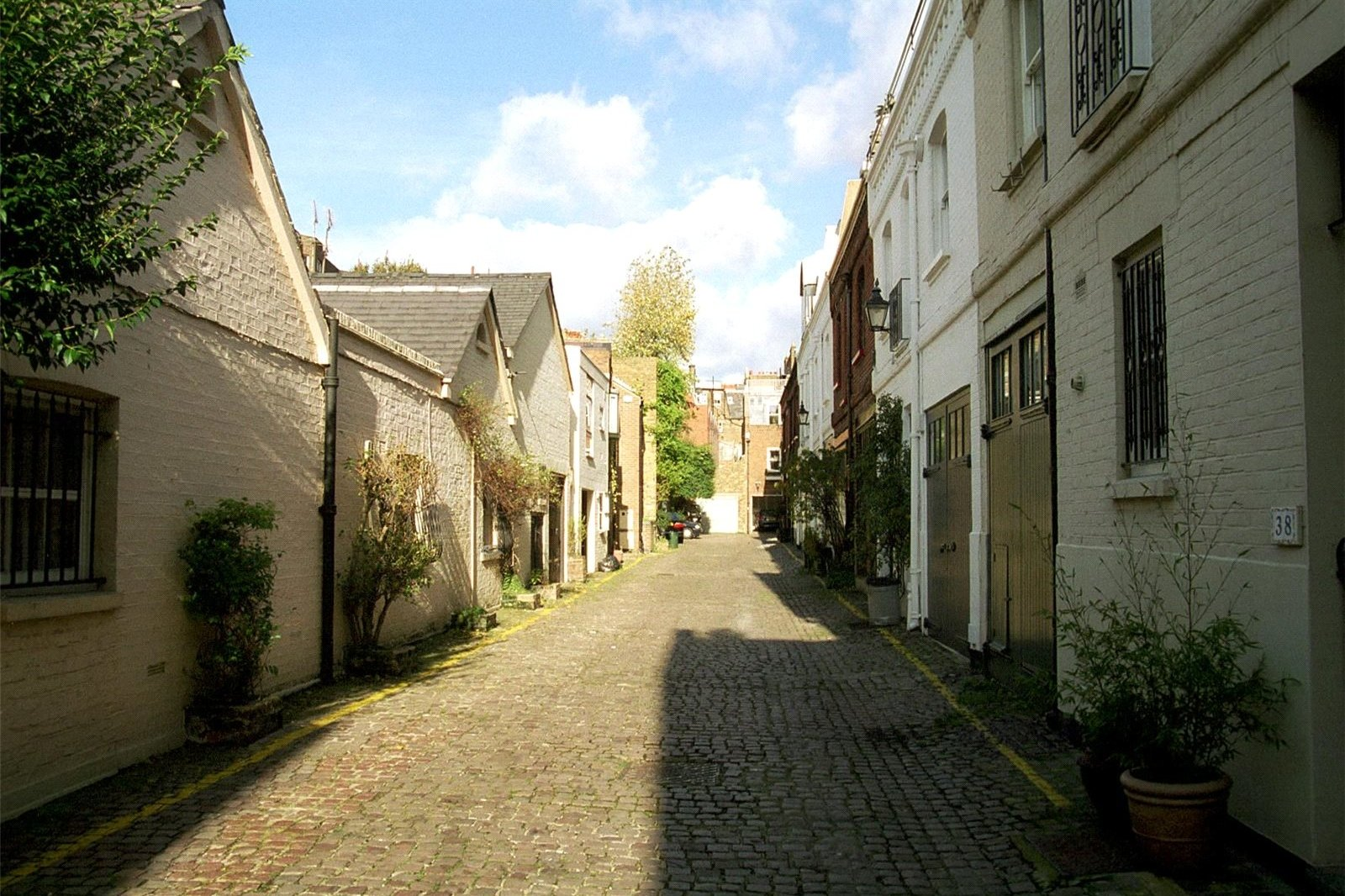 Adam & Eve Mews, Kensington High Street, Abingdon Village, W8-4