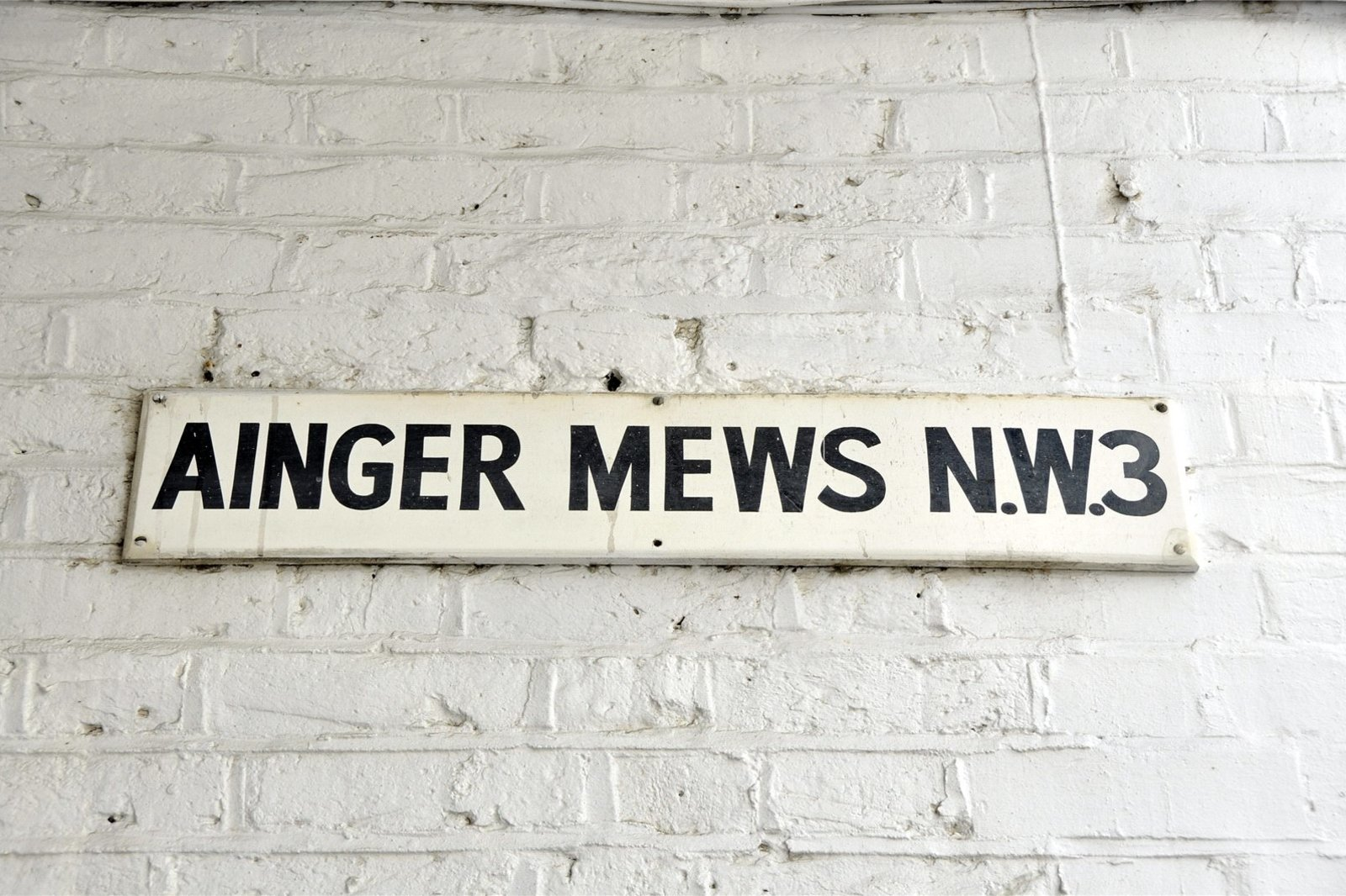 Ainger Mews, Primrose Hill, Camden, NW3-6