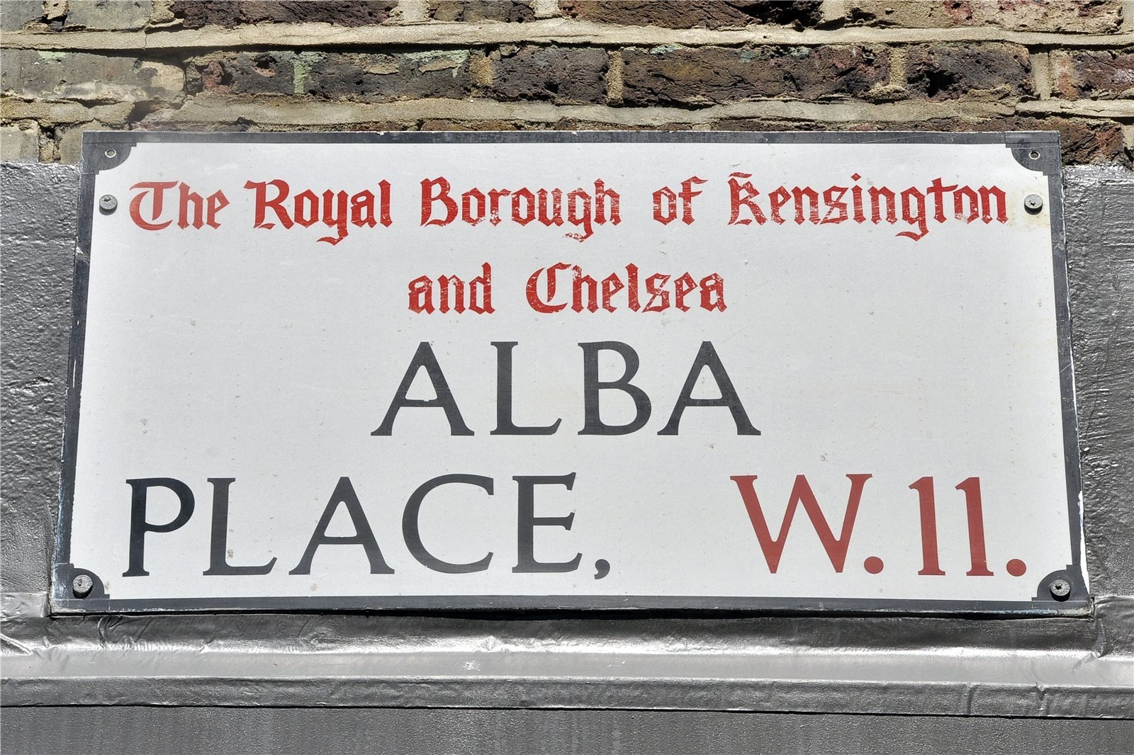 Alba Place, Portobello, Notting Hill, W11-3