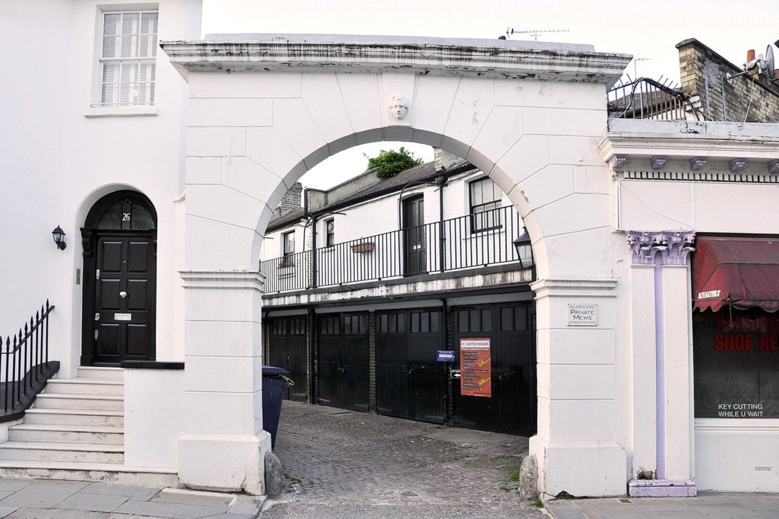 Albert Mews, South Kensington, London, W8-5