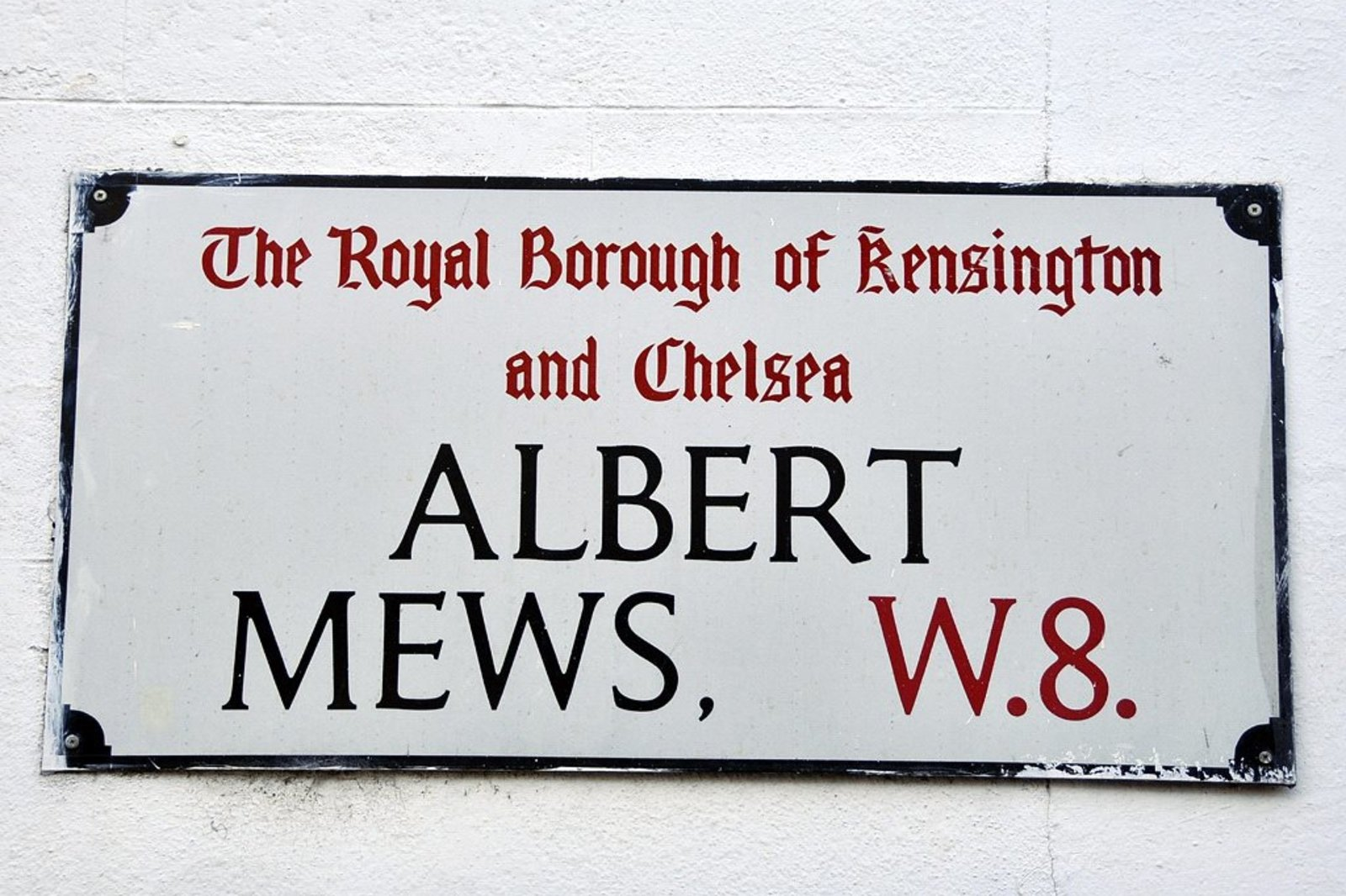 Albert Mews, South Kensington, London, W8-6