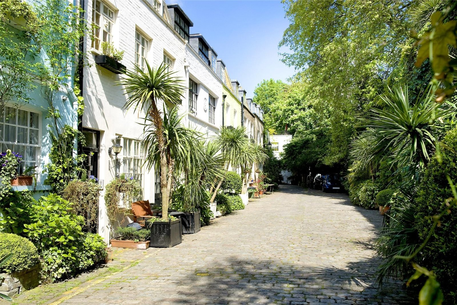 Albion Mews, Connaught Village, Bayswater, W2-2