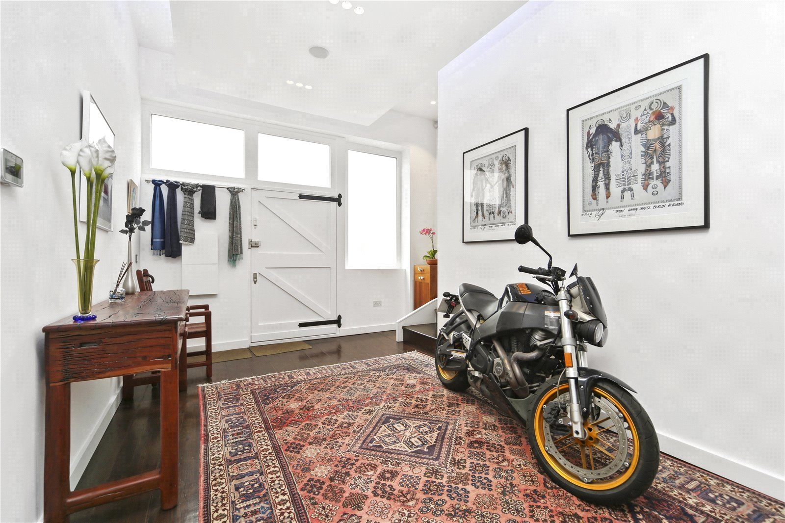 Berners Mews, London, W1T