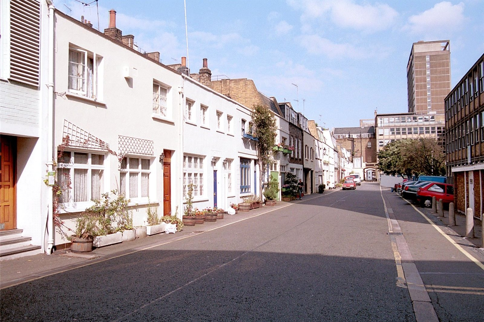 Chilworth Mews, Paddington, Westminster, London, W2