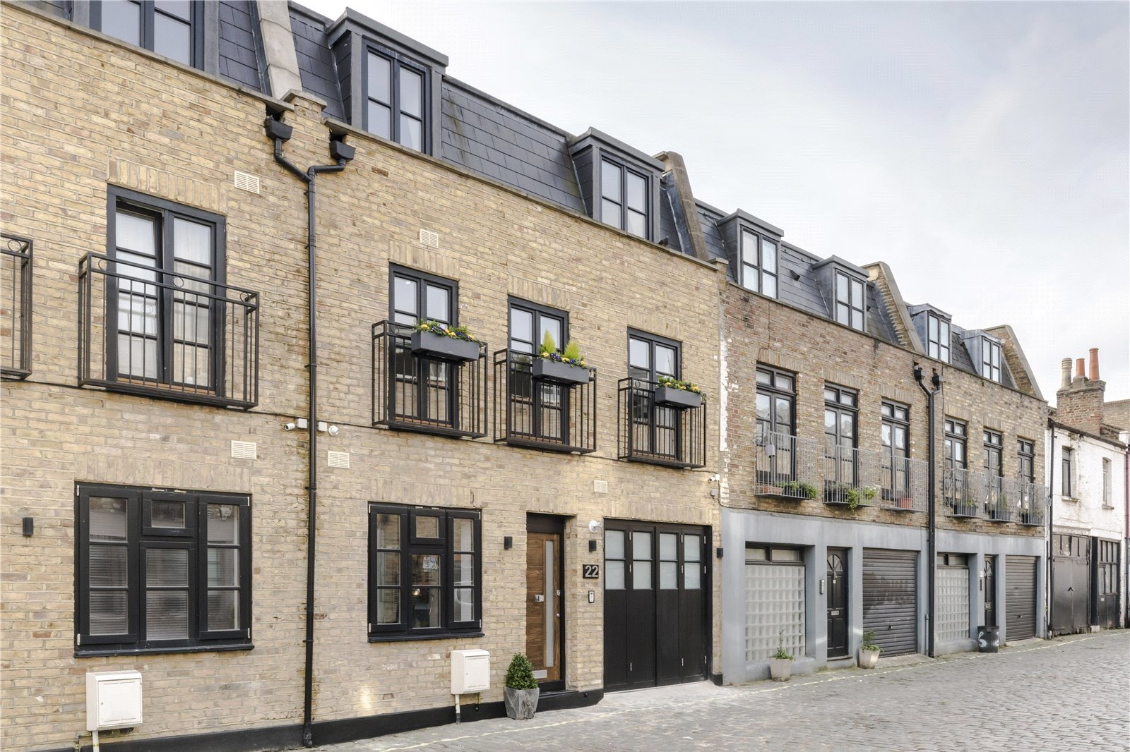 Chippenham Mews, London, W9