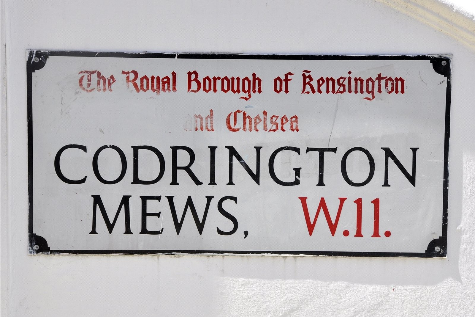 Codrington Mews, Notting Hill, London, W11-4