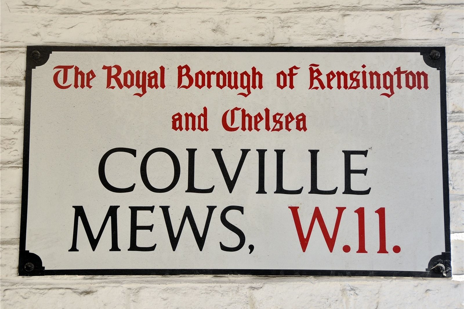 Colville Mews, Notting Hill, London, W11-5