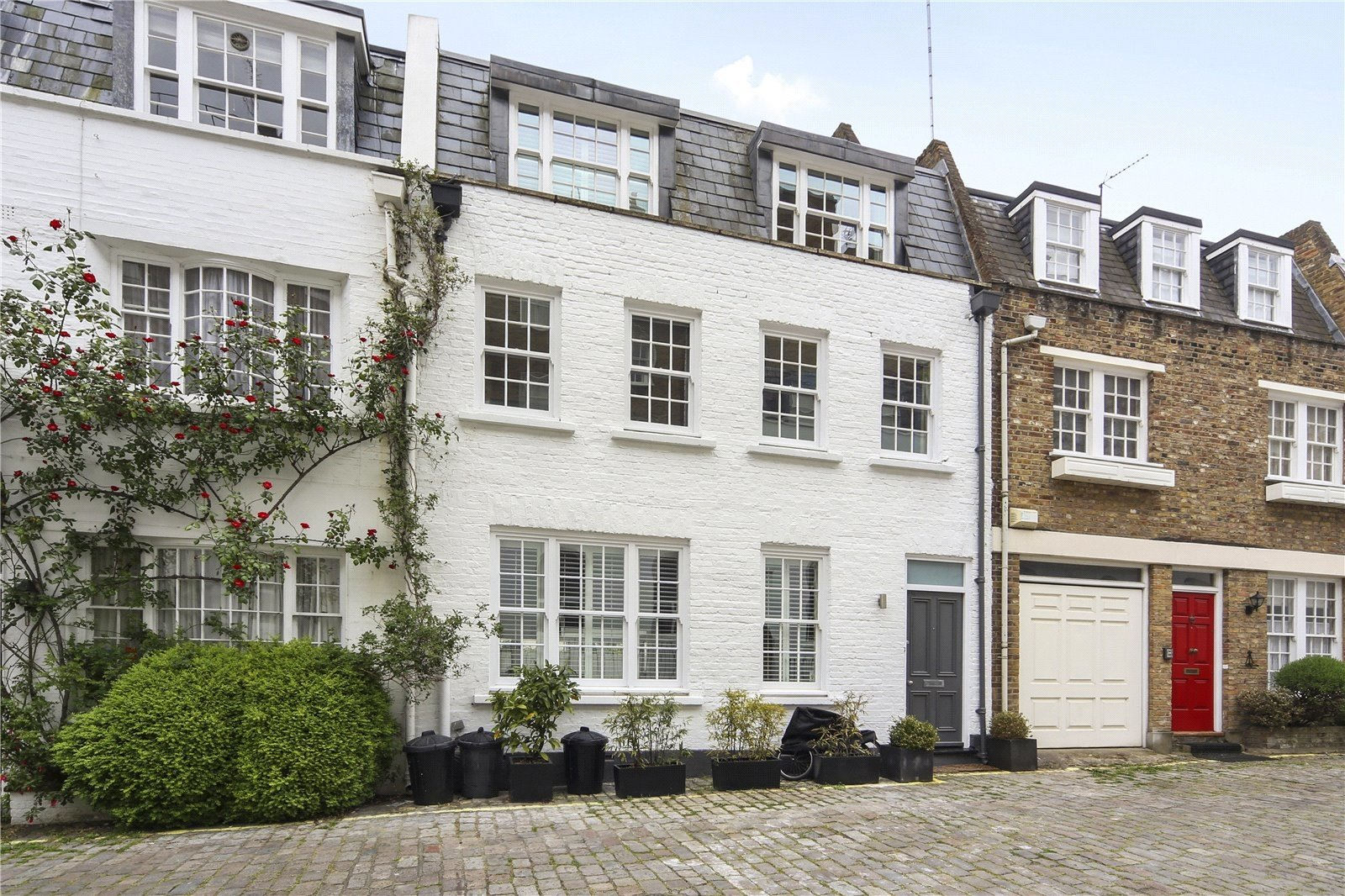 Craven Hill Mews, London, W2