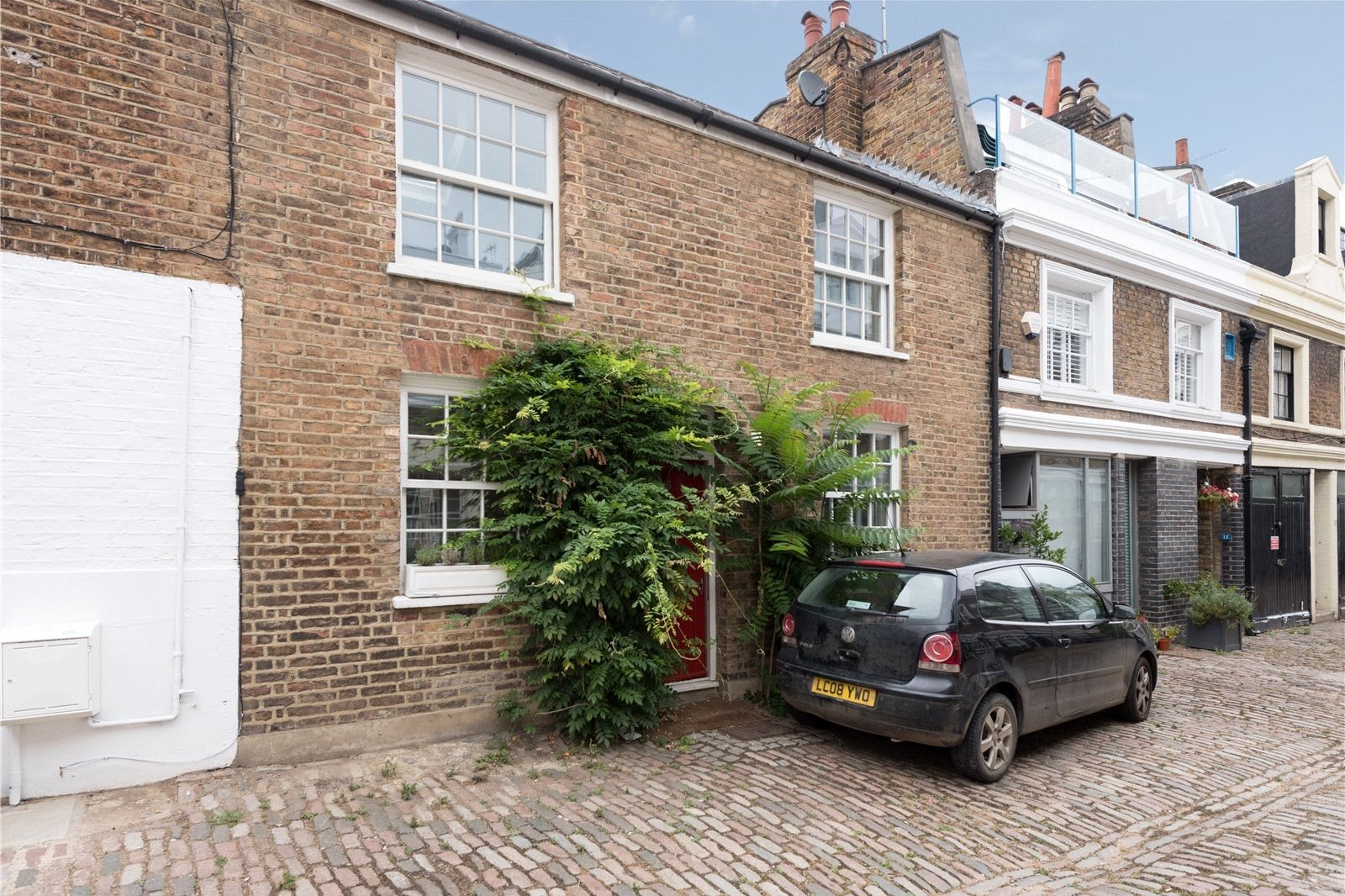 Denbigh Close, Notting Hill, London, W11