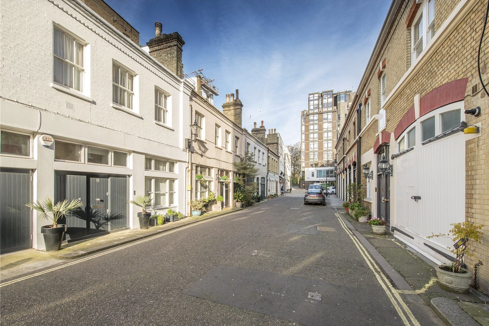 Jay Mews, South Kensington, London, SW7