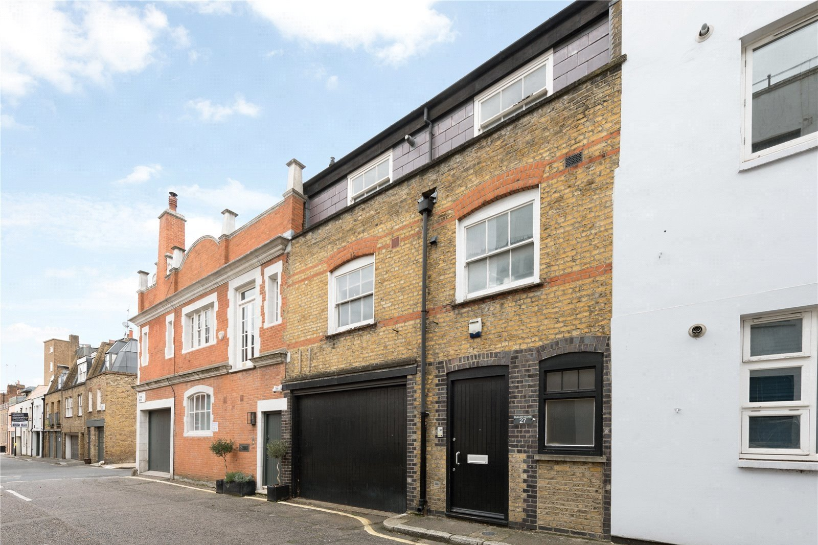 John's Mews, London, WC1N