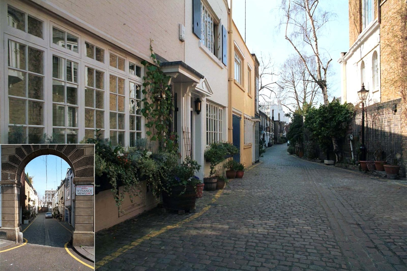 Kynance Mews, South Kensington, London, SW7-3
