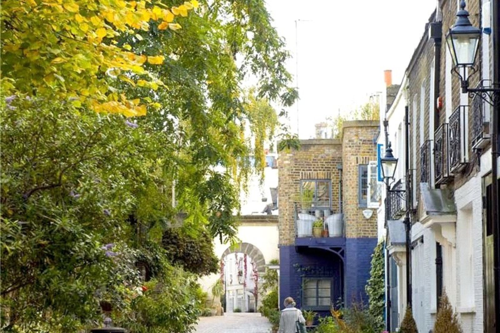 Kynance Mews, South Kensington, London, SW7-11
