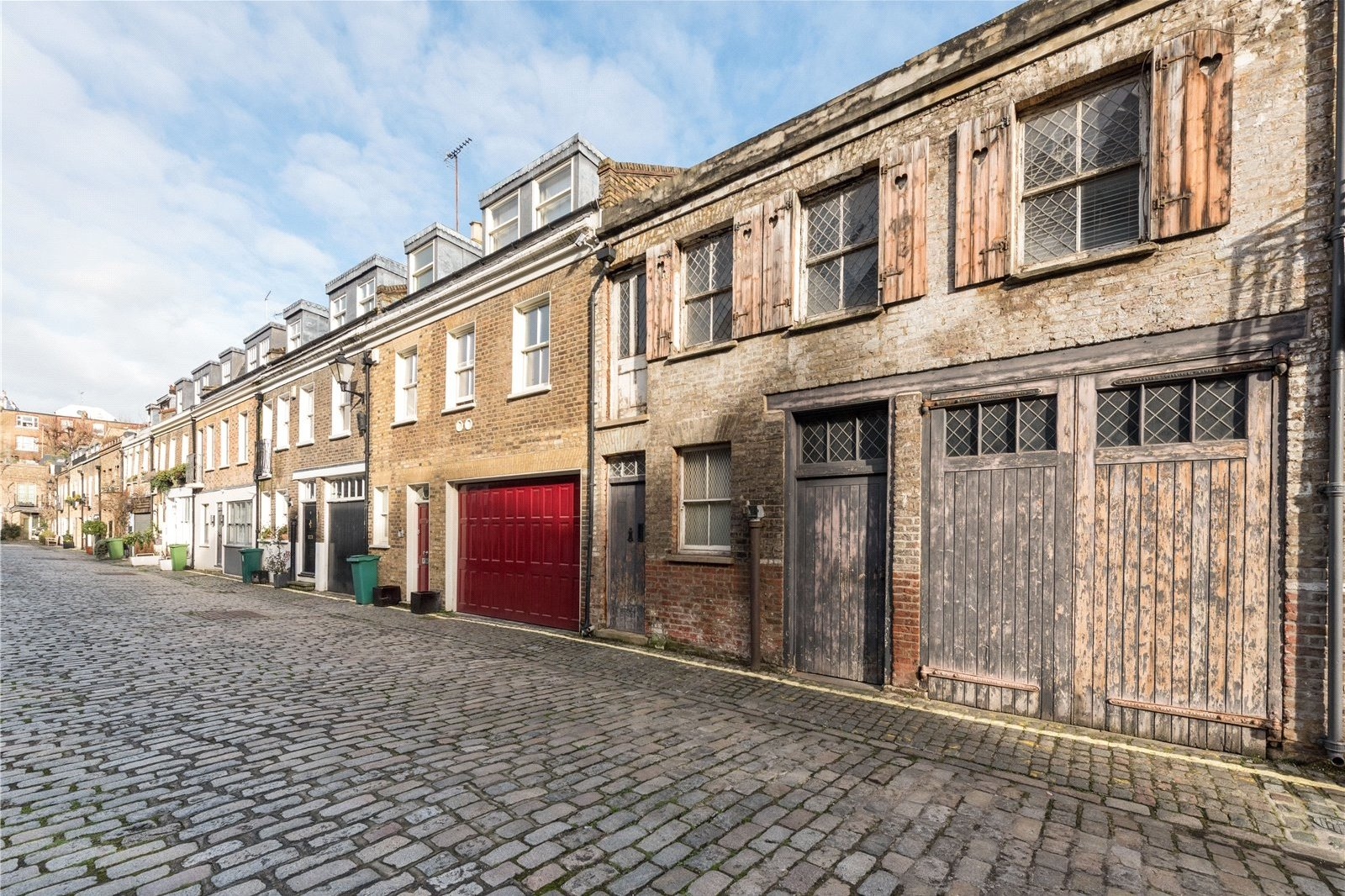 Pindock Mews, Maida Vale, London, W9