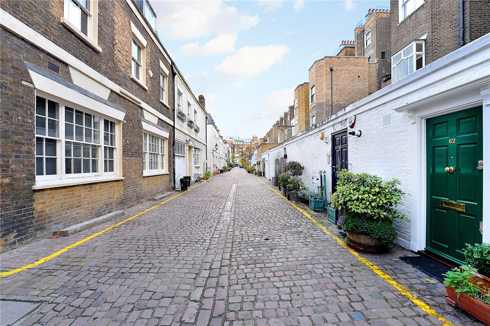 Queens Gate Mews, South Kensington, London, SW7