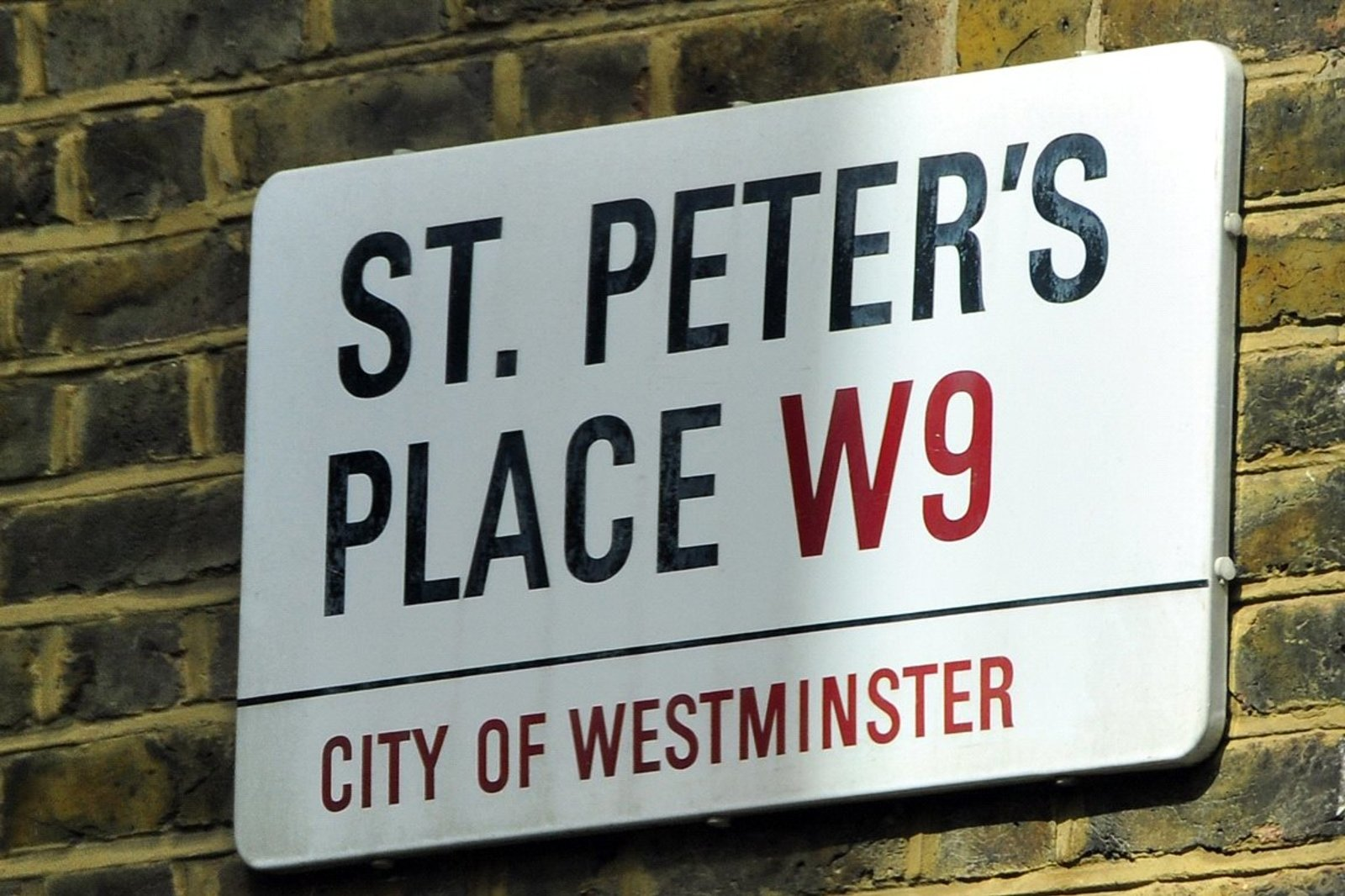 St. Peters Place, Maida Vale, London, W9-3