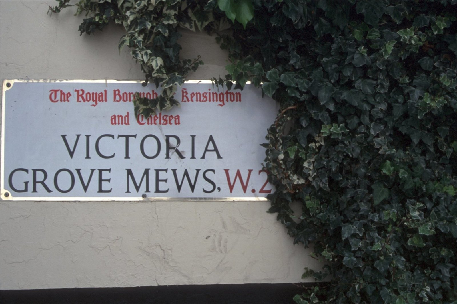 Victoria Grove Mews, Notting Hill, London, W2-3