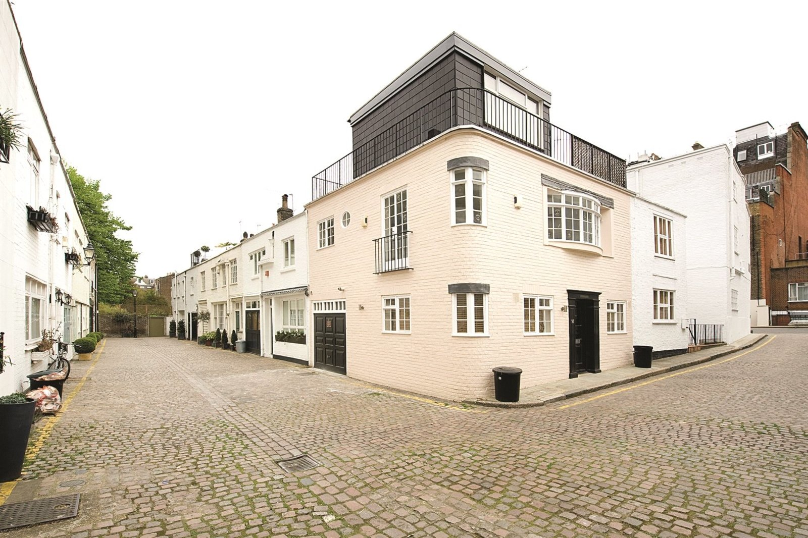Victoria Grove Mews, Notting Hill, London, W2-1