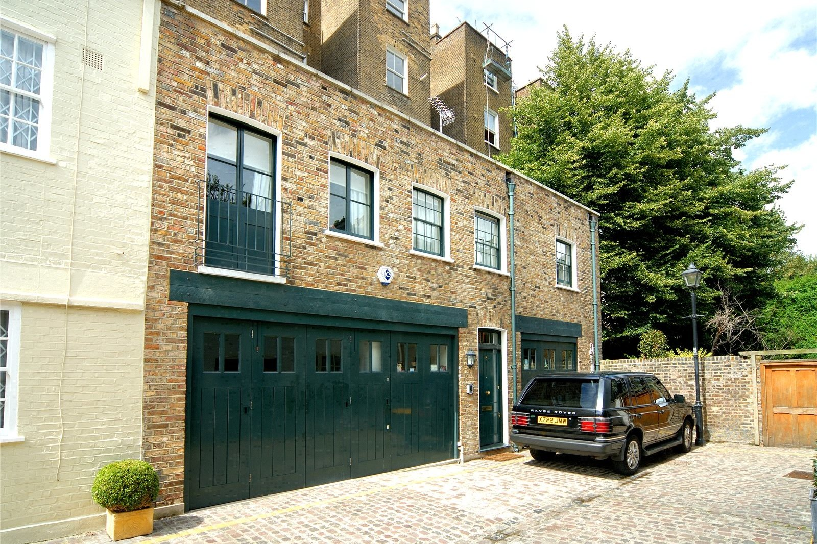 Victoria Grove Mews, Notting Hill, London, W2-2