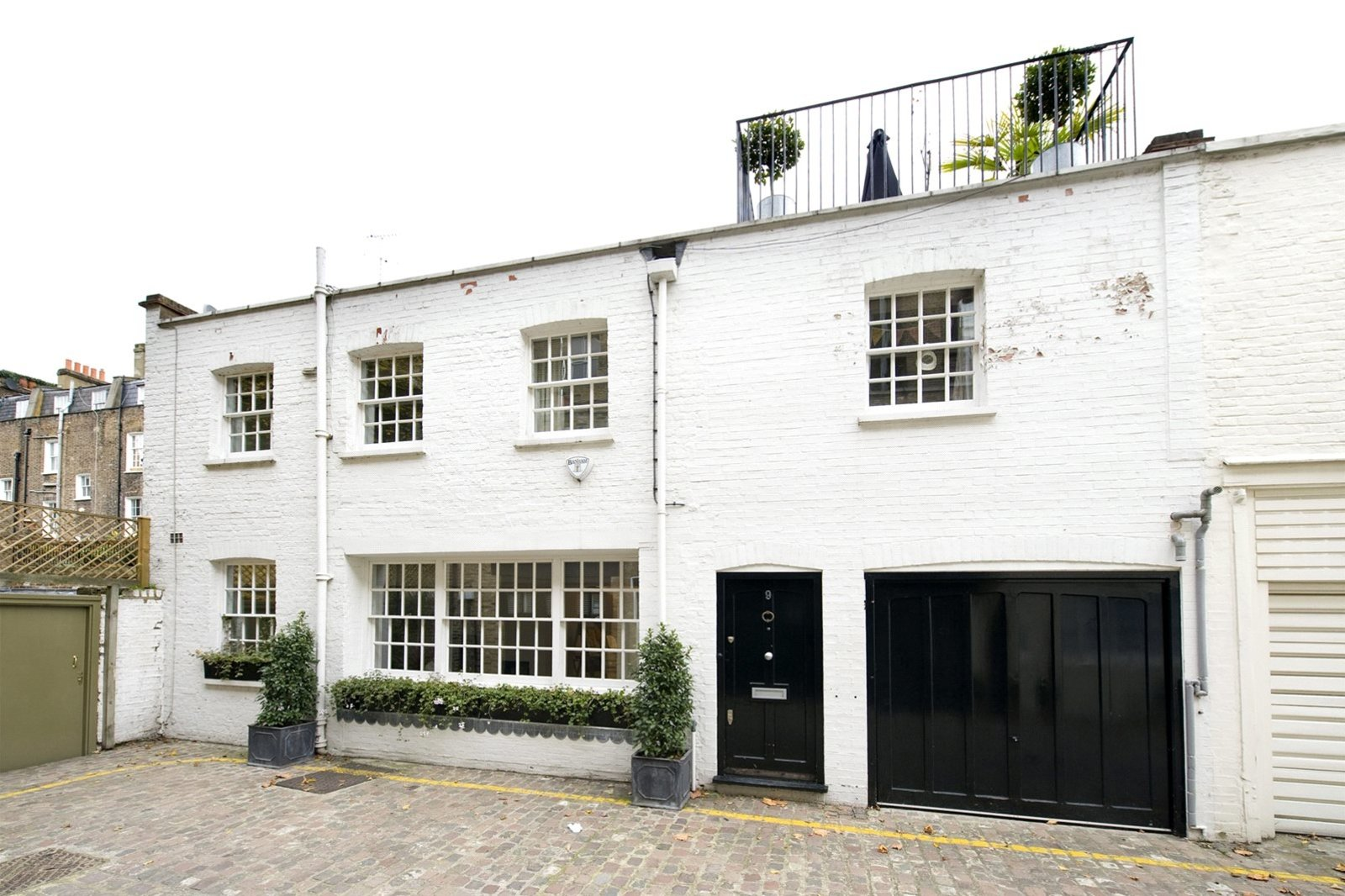 Victoria Grove Mews, Notting Hill, London, W2-5