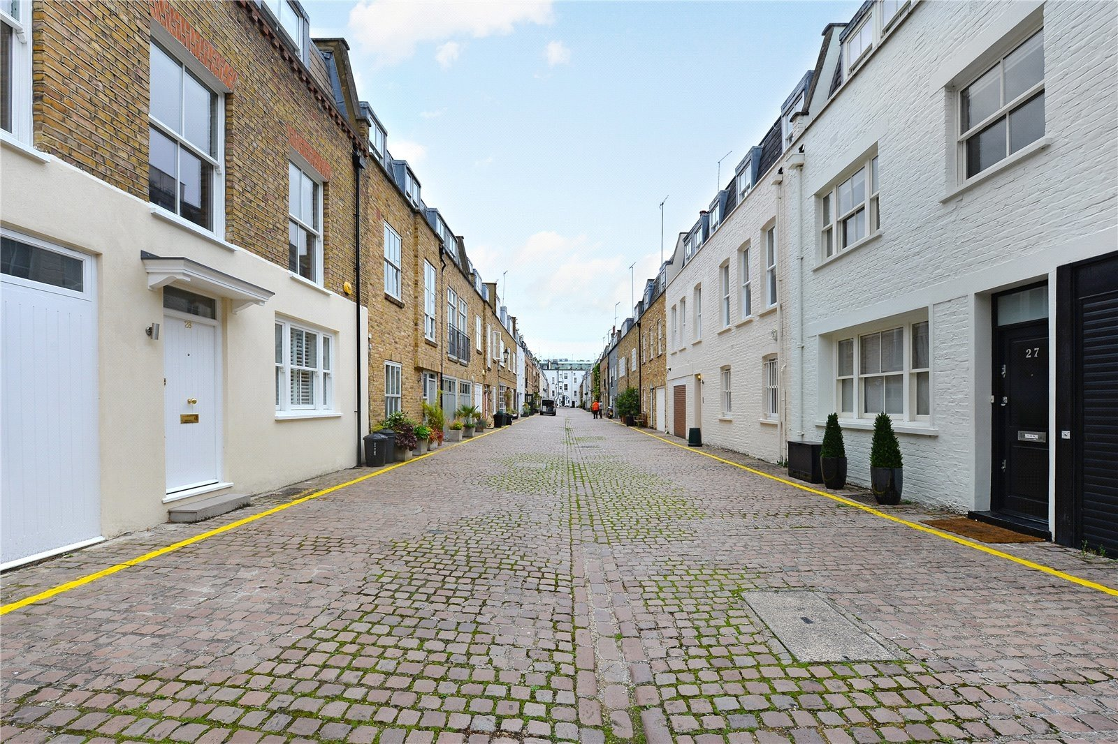 Coleherne Mews, London, SW10