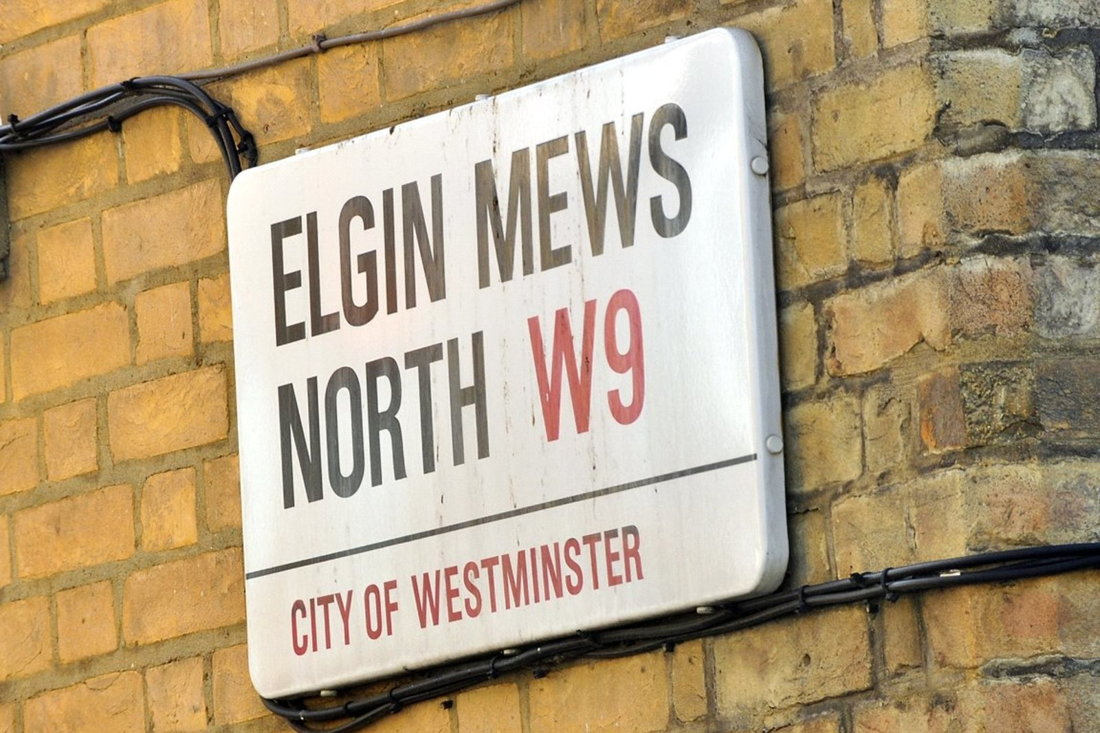 Elgin Mews North, Maida Vale, London, W9-3