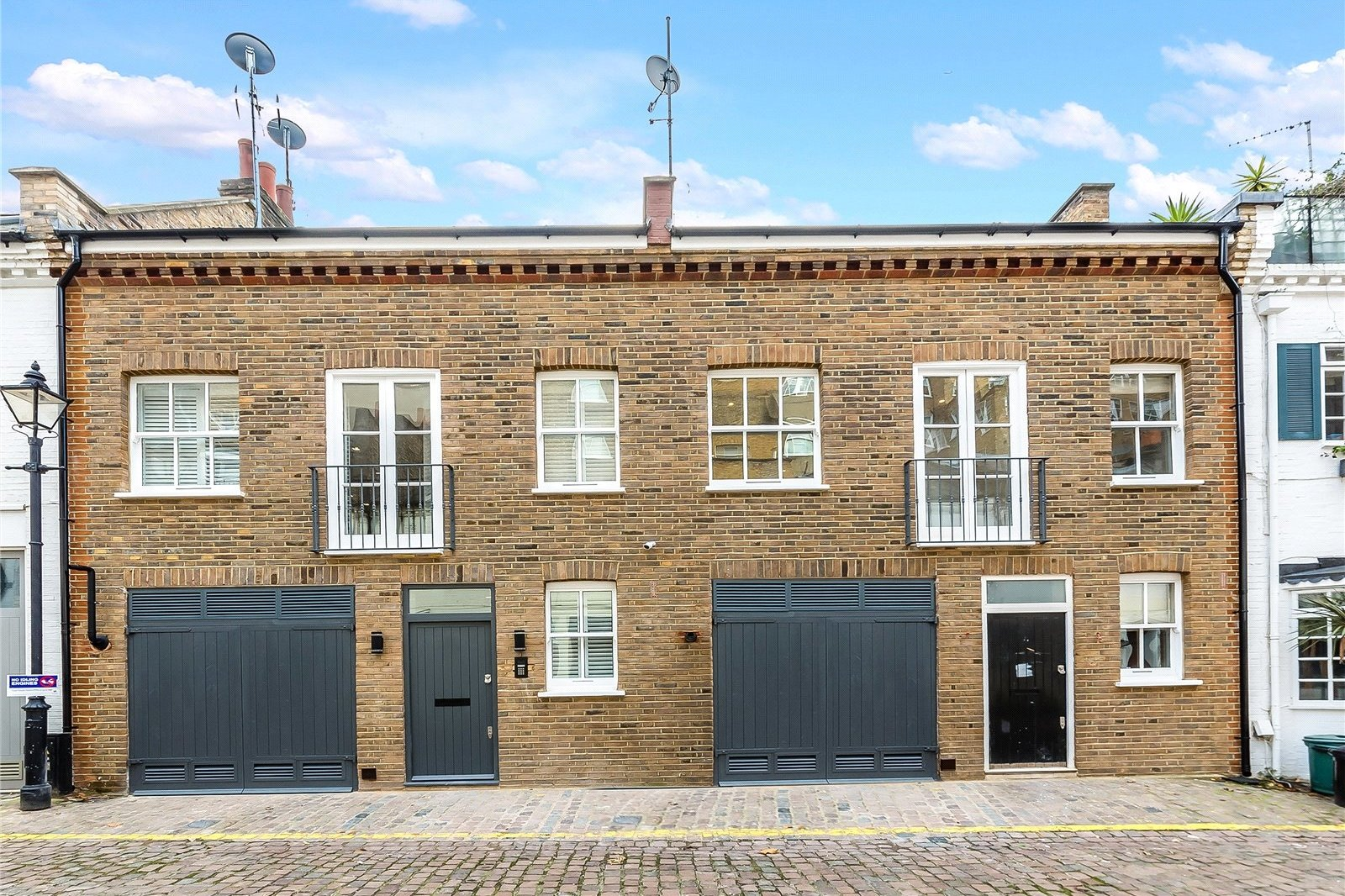 Elvaston Mews, London, SW7