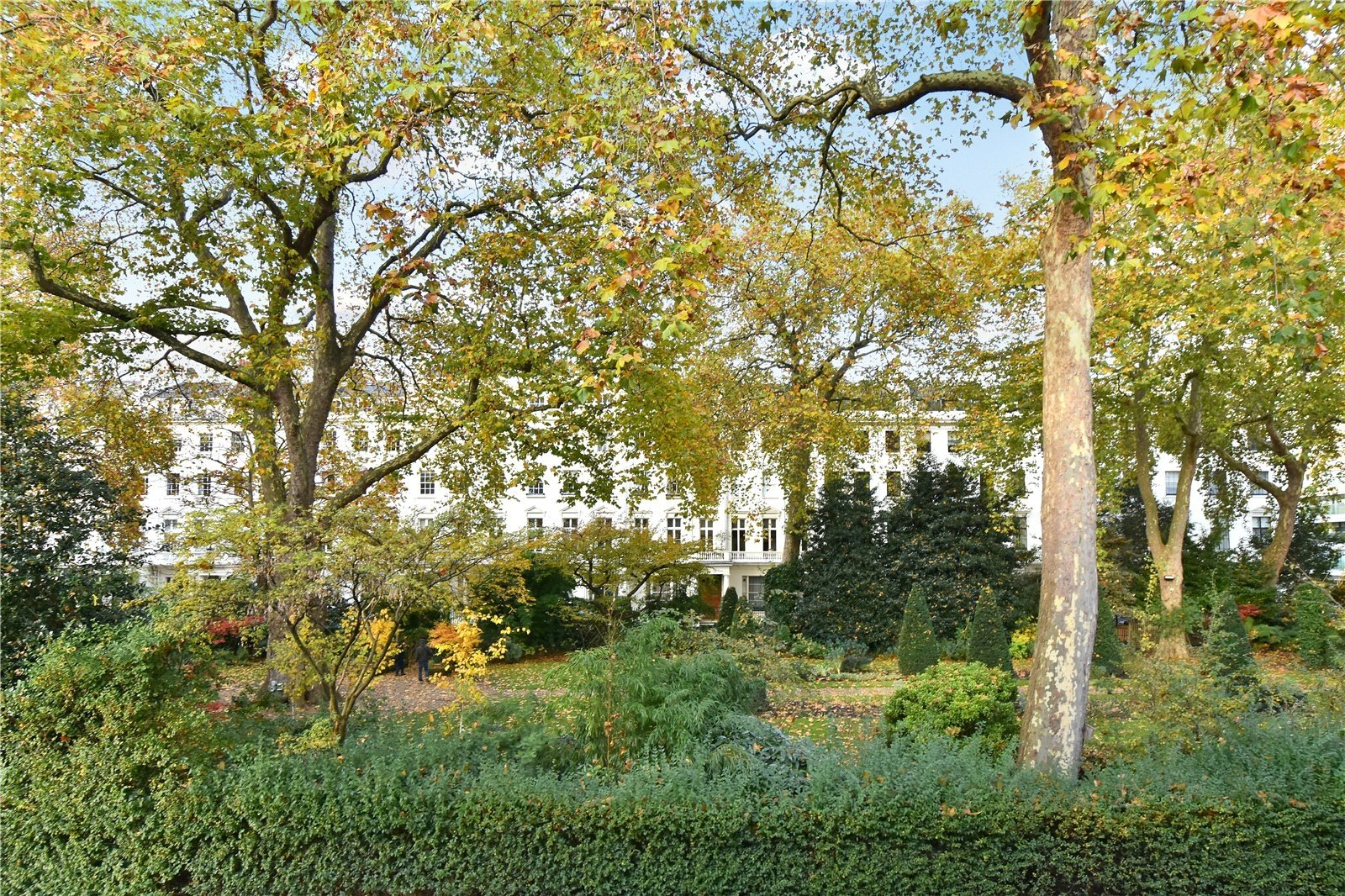 Hyde Park Square, London, W2