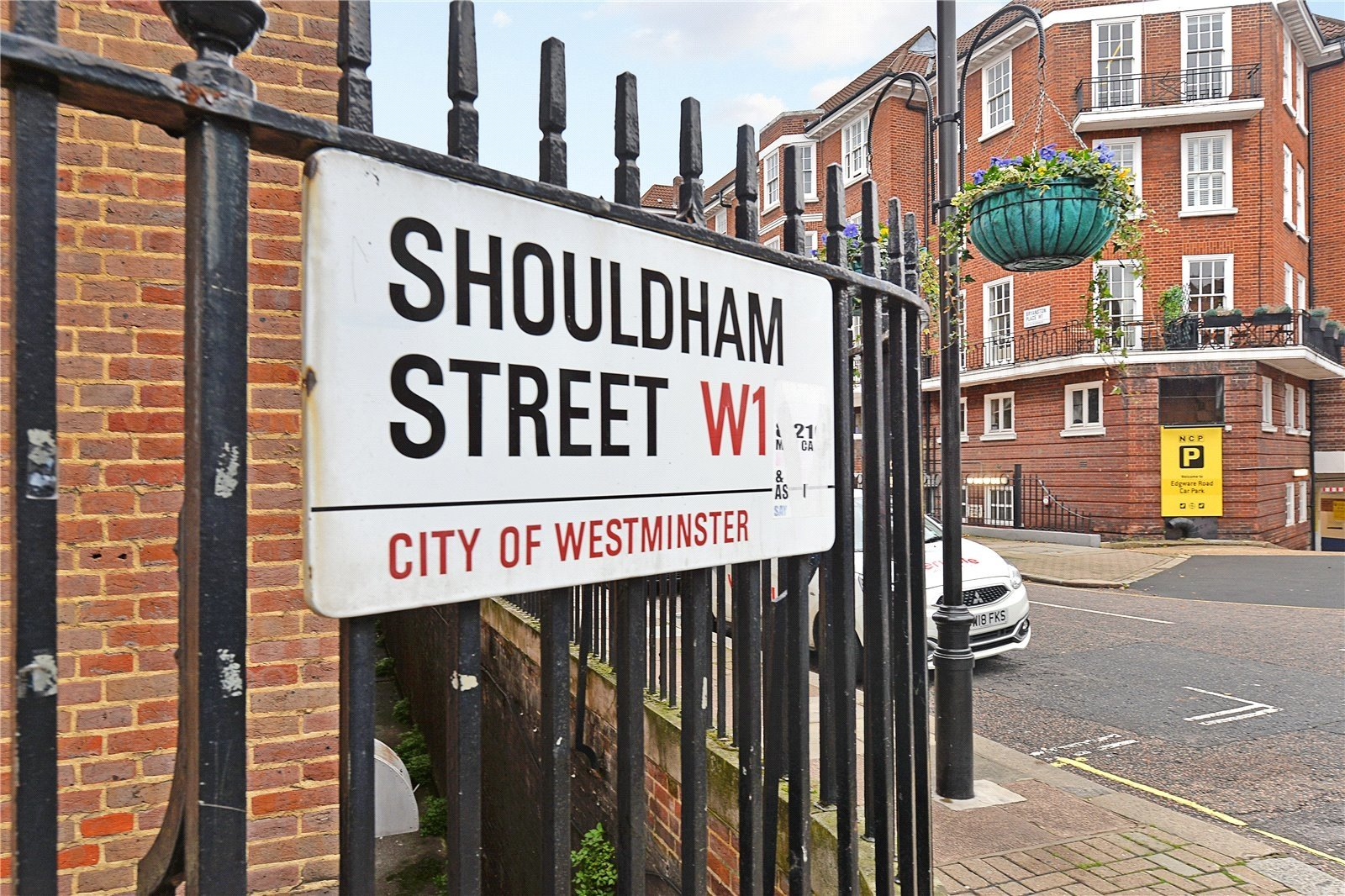 Shouldham Street, London, W1H