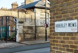 House for sale in Abberley Mews, London