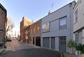 Mews House for sale in Addison Place, London