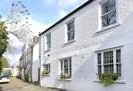 Mews House for sale in Adrian Mews, London