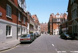 Balfour Mews, Park Lane, Mayfair, Westminster, W1K
