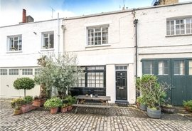 Mews House for sale in Bathurst Mews, Lancaster Gate