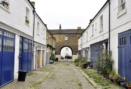 Baynes Mews, Belsize Park, Hampstead, London, NW3