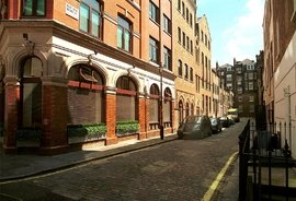Bentinck Mews, Marylebone Village, London, W1U