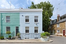 Mews House for sale in Billing Place, London