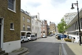 Blackburne's Mews, Mayfair, Westminster, W1K