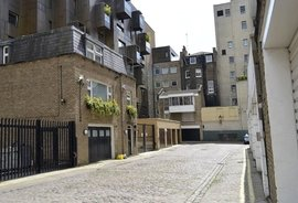 Bridford Mews, Marylebone, London, W1W
