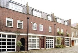 Brunswick Mews, Marylebone, London, W1H