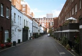 Bryanston Mews West, Marylebone, London, W1H