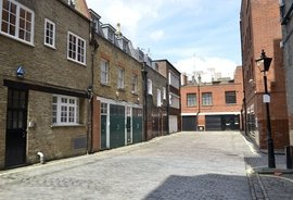 Cavendish Mews North, Marylebone, London, W1W