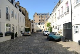 Chesham Mews, Belgravia, London, SW1X