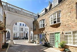 Mews House for sale in Comeragh Mews, London