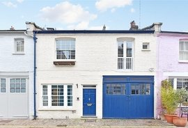 Mews House for sale in Cranley Mews, London