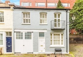 Mews House for sale in Cranley Mews, South Kensington