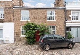 Mews House for sale in Denbigh Close, London