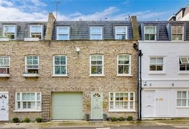 House for sale in Eastbourne Mews, London