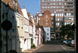 Eastbourne Mews, Paddington, W2