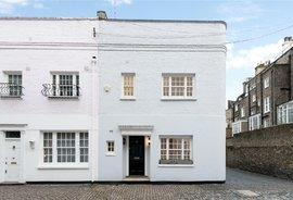 Mews House for sale in Ebury Mews East, Belgravia